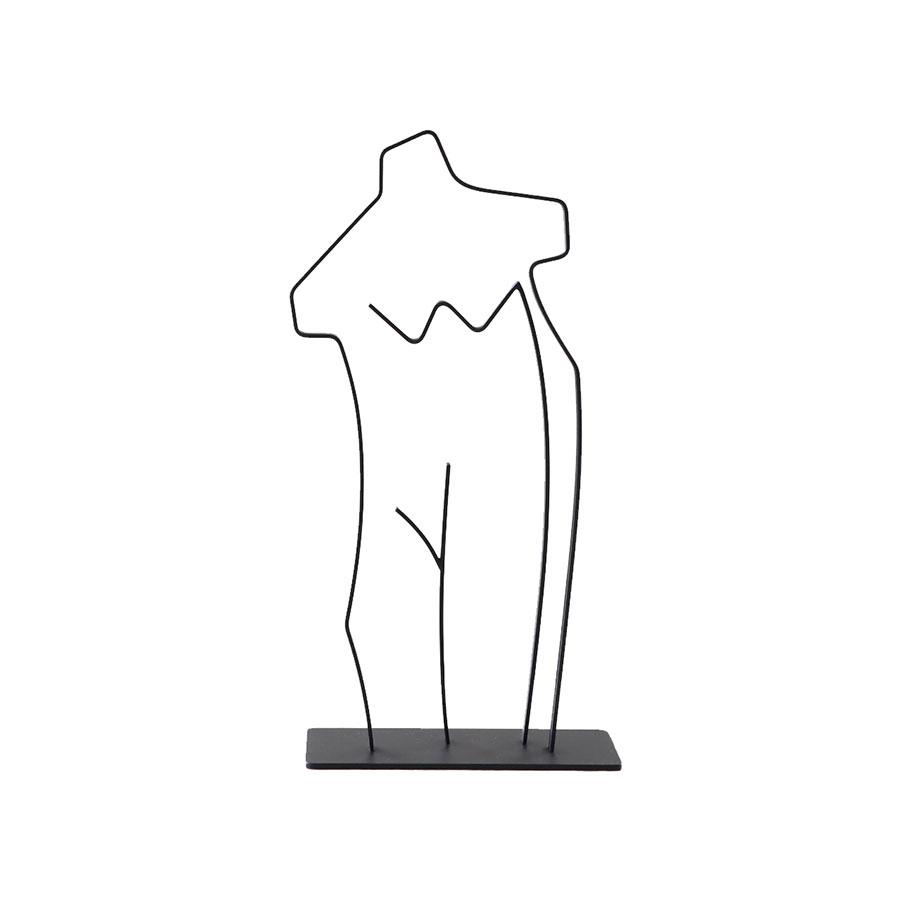 פסל מתכת RUTH