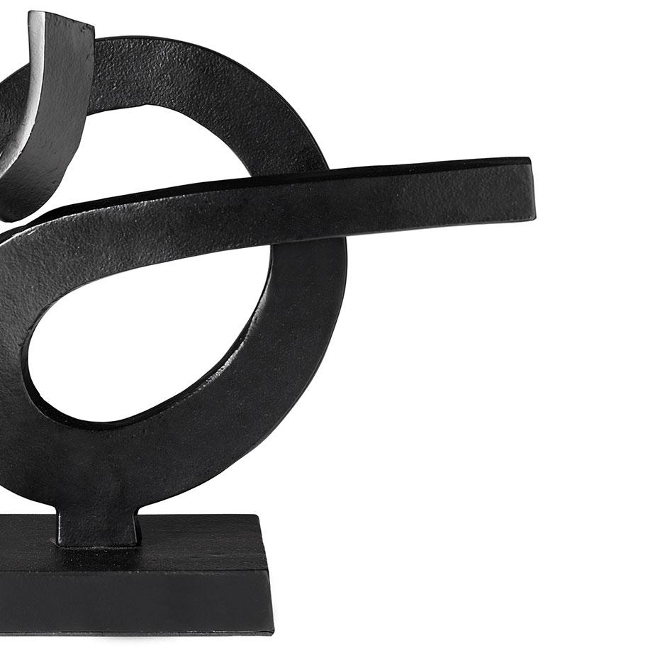 פסל ברזל TWINE
