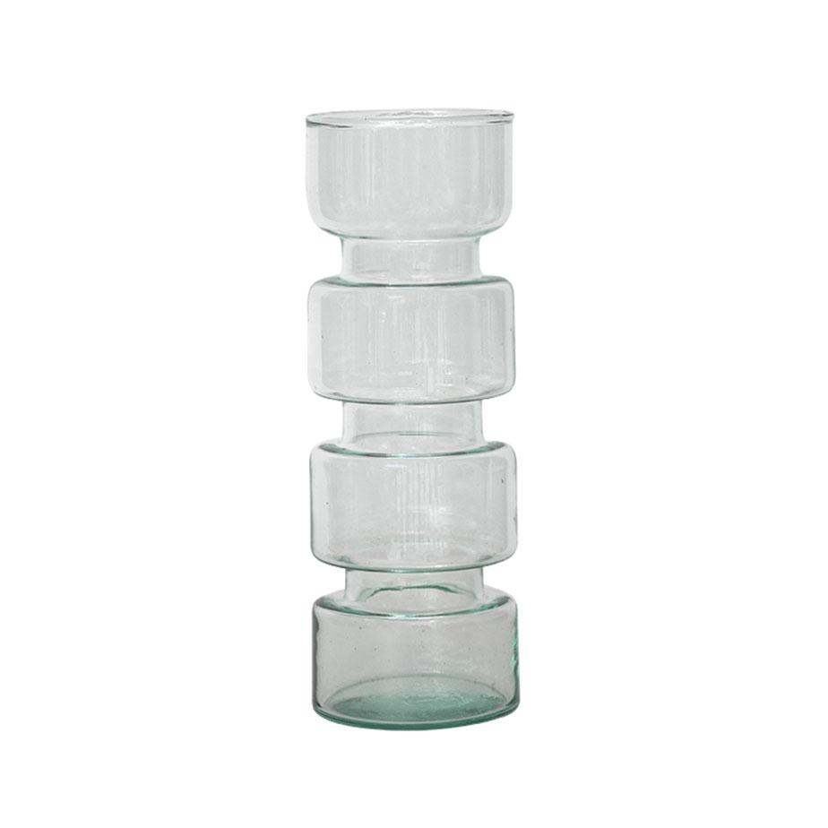 אגרטל זכוכית  PALOMA
